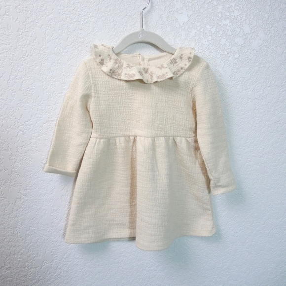 Zara Baby Girl Dress 18-24 Mo